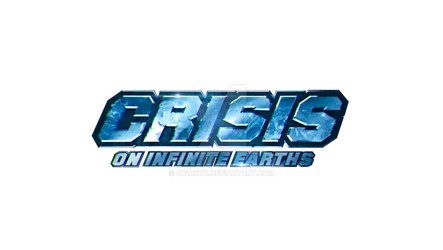 Logo: Crisis on Infinite Earths | The CW by 4n4rkyX