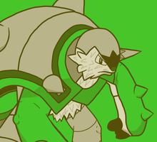 2-Colour Chesnaught