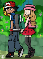 amourshipping by Kittastica