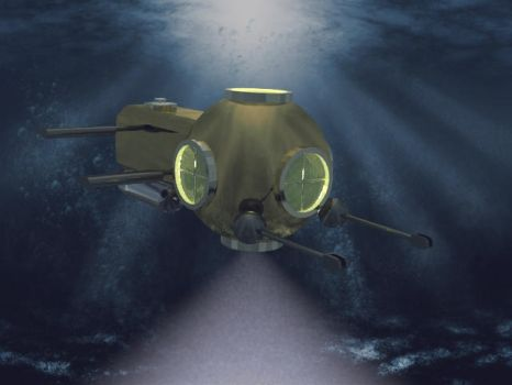 Darien Bartholomew Submersible by Joker-of-Gallifrey