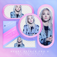 Photopack Png Sandara Park  by Ricardo-Swift22