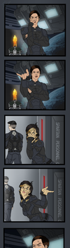 Halo Ammunition: Mutual Surveillance by Guyver89