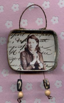Altered Tin - Irene by centostelle