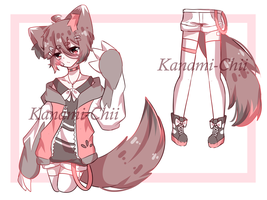 Adoptable Auction |CLOSED| by Kanami-Chii