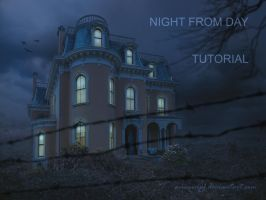 Night from Day tutorial by HermitCrabStock