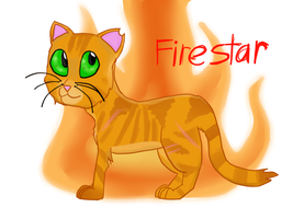 *Kinda Old* Firestar by Oceanrush