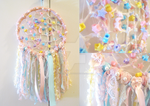 Pastel Skies Dreamcatcher