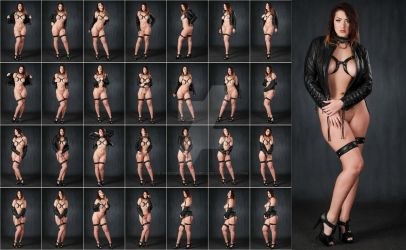 Stock: KayJay Leather Chains Standing - 28 Images by stockphotosource