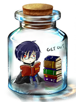 Cherry in a Flask by TheMangaWitch