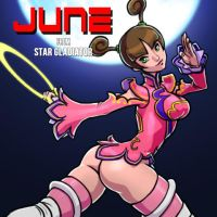 J is for June by Jiggeh