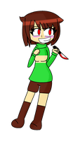 Chara by lexielou04