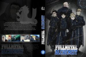 OWs - FMA DVD Cover 02 by MastaHicks