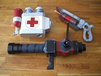 Medic Set by SkyeBD