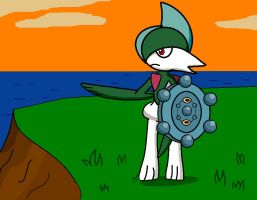 Gallade by AMnezcorpEAST