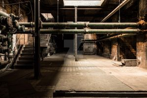 The boiler room by LifeAfterAll