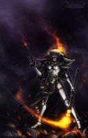 Holy Fire by Del-Borovic