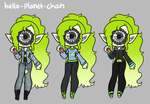 [outfit Set] - Danielle-chan by hello-planet-chan