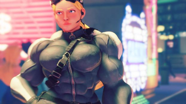 Kolin Muscle Wetsuit Stage 4 by Ripped-Pixels