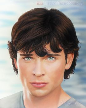 Clark Kent | Tom Welling by Klowreed