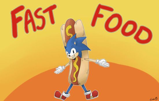Fast Food by evekomix