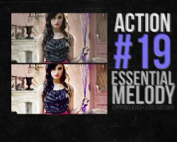 action number nineteen. by essentialmelody