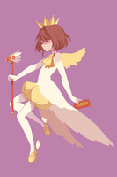 card captor sakura by mintycanoodles