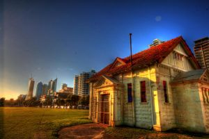 Perth Upsizing by SirKonig
