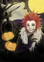 Spooks of Halloween Town by xFreya