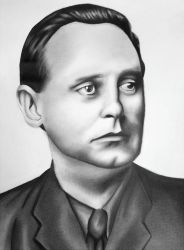 Ferenc Szalasi by R7artist