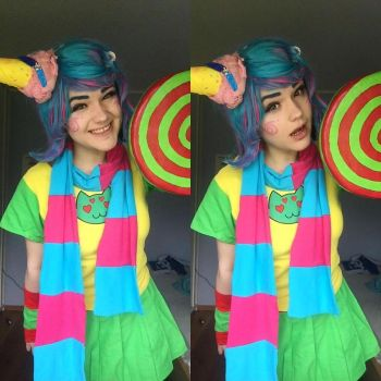 Trickster Roxy cosplay by LiseGulli