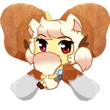 Contest Cookie Chibi by blackstar-shine