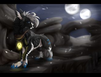Blessed By Moonlight by Aezekel