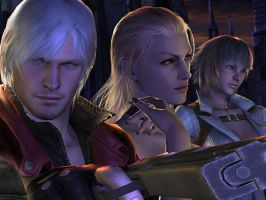 Devil May Cry by douser