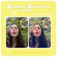 Summer Sunshine action by stardixa-resources