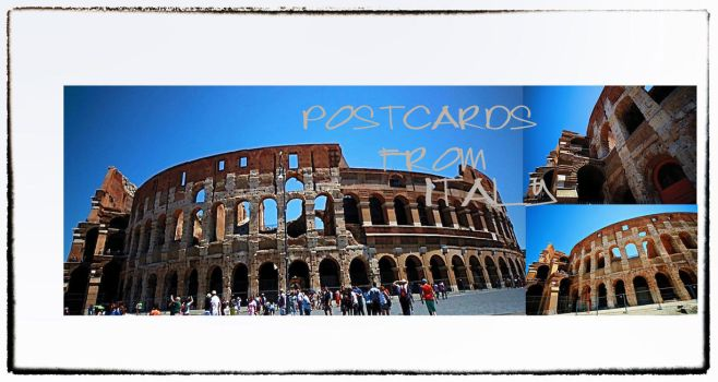 Postcards from Italy 1 by Hermetic-Wings