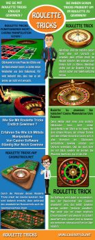 Roulette Tricks by RouletteStrategie