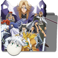 Hakyuu Houshin Engi v2 by EDSln
