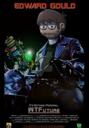 Eddsworld : WTFuture poster by TorenoWorks
