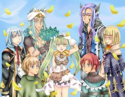Rune Factory 4 by BintangPasca
