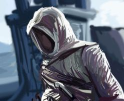Assassin's Creed Practice by Quartknee