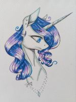 Rarity by amai-aji