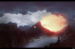 The Journey by Olgola