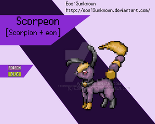 Scorpeon by Eos13unknown