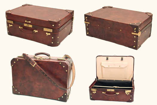 Travel Case by Marcusstratus