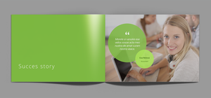 Brochure - succes story by jozef89