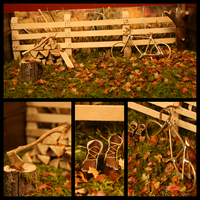 Wood Harvest Festival by Creativecodes