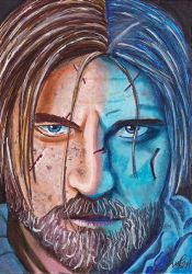 Jaime Lannister by Purple-Pencil