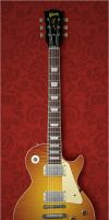 1958 Gibson Les Paul by under18carbon