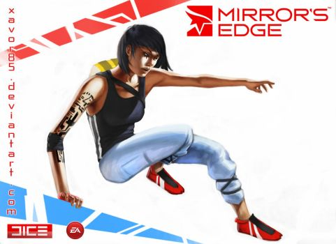 Mirror's Edge tribute by xavor85