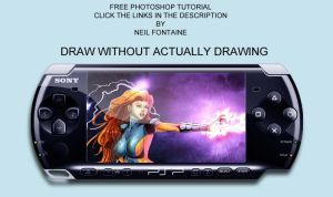 Draw without drawing PSP tut by discipleneil777